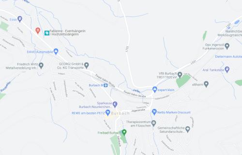 Ausschnitt-Maps-Burbach