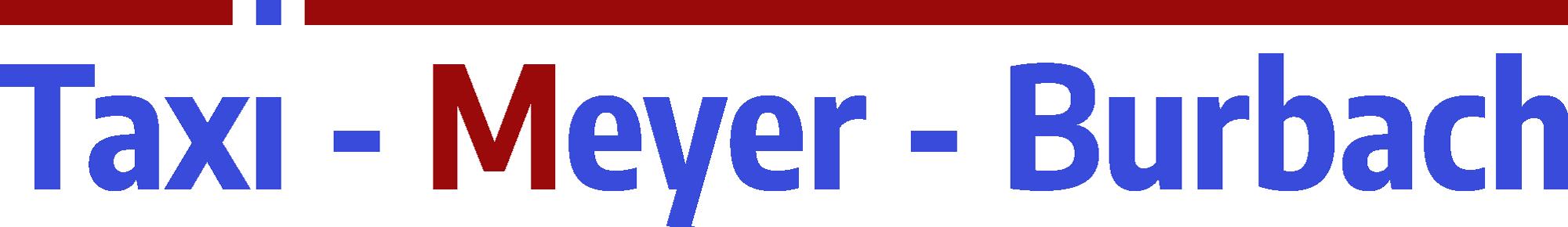 Taxi Meyer Burbach